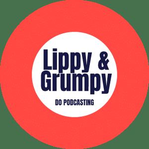 Lippy & Grumpy Logo