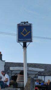 Square & Compass pub, Worth Matravers